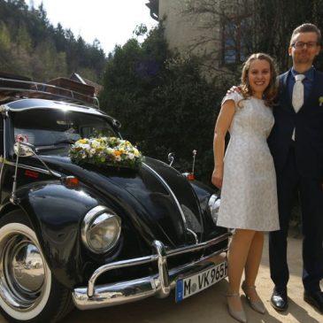 Hochzeit im neuen Schwarzachsaal
